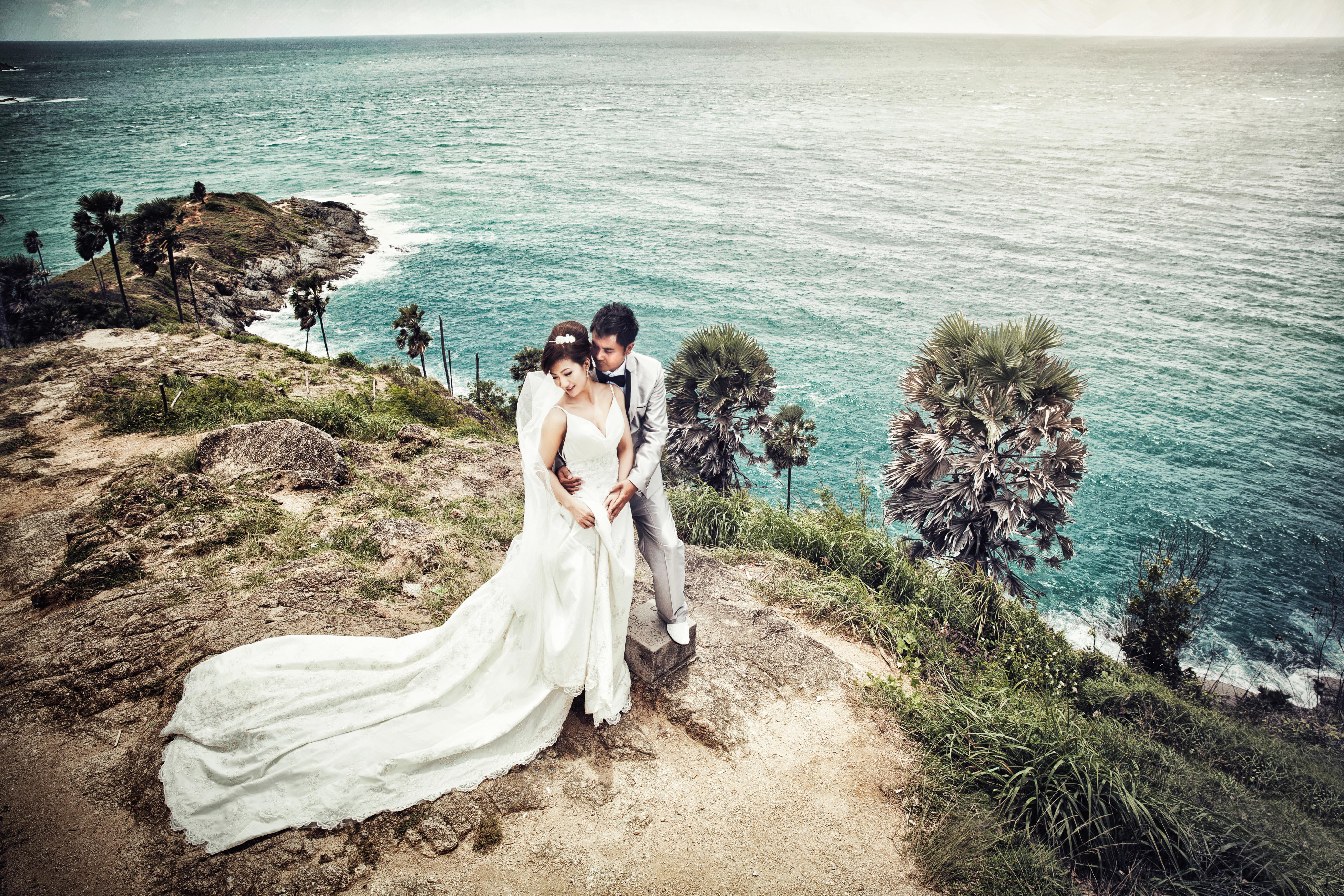 泰国普吉岛婚纱摄影