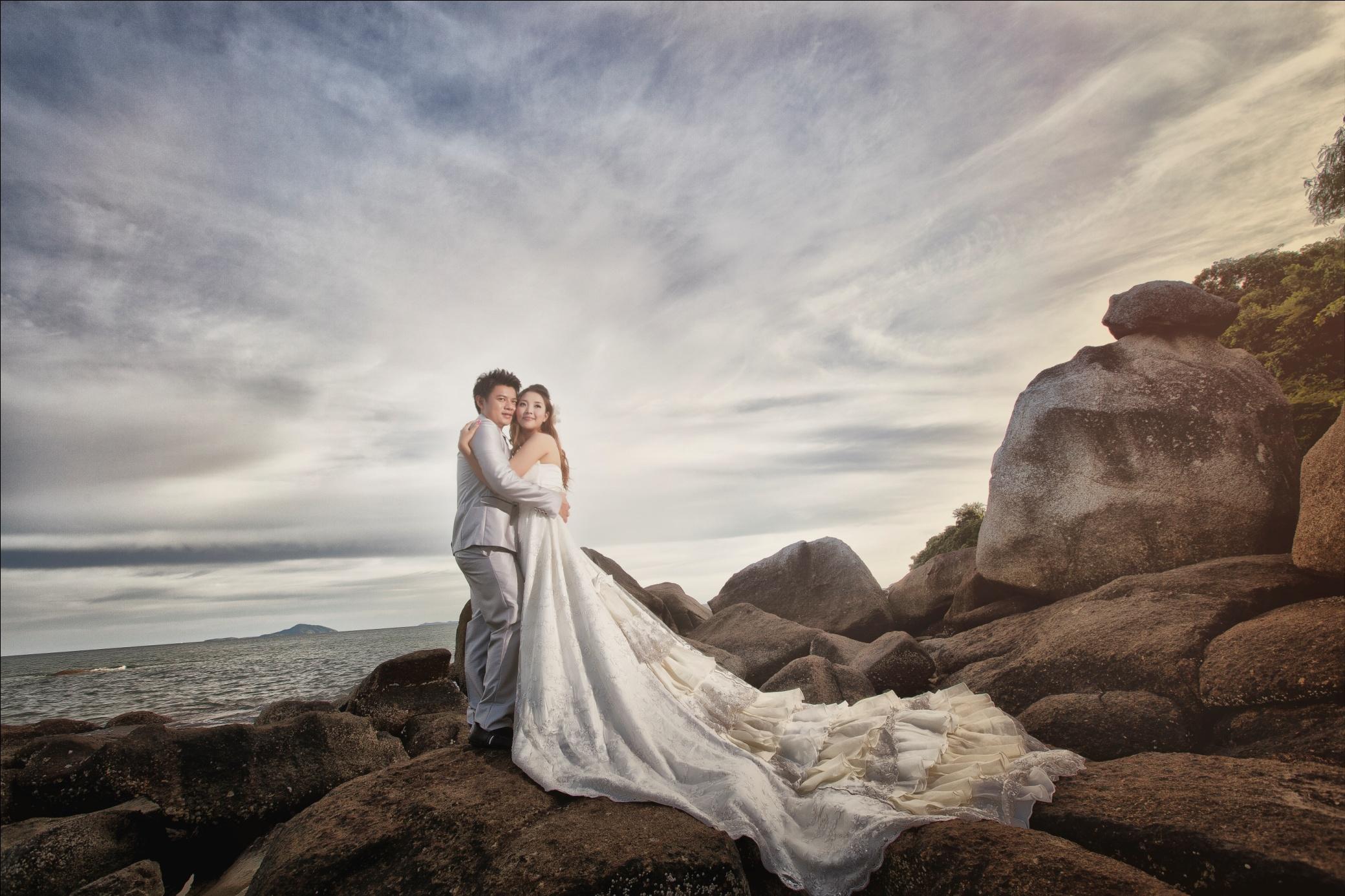 海外婚纱摄影--普吉岛婚纱摄影--北京爱尚婚庆礼仪